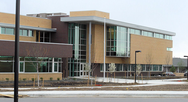 Prairie View Middle School, Brighton School District, LEED Gold.